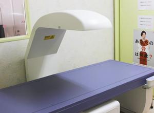 X線骨密度
